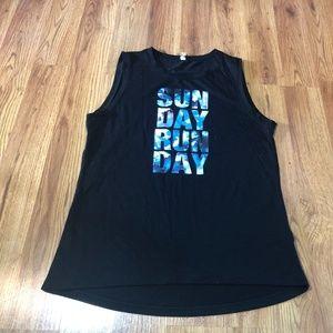 Lucy Sun Day Run Day Tank